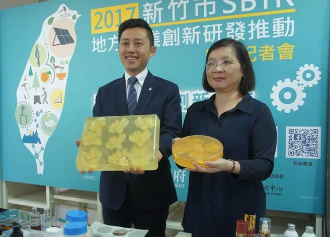 SBIR協助在地產業 竹市生技業發光發熱